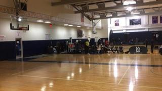 MCW Stars  gets the victory over Powermoves, 49-25