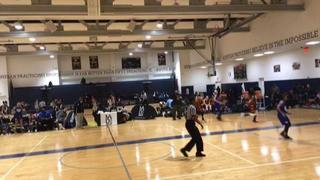 NY Hoopers victorious over NJ Sparks , 47-44