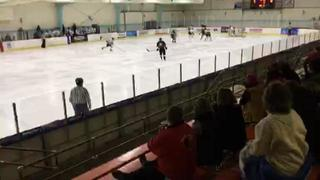 N/H/M ROCKETS takes DEPERE  VOYAGEURS  to the woodshed in 7-0 shutout victory