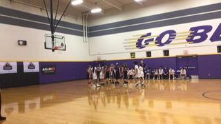 Grandy County (UT) steps up for 50-25 win over Durango (NV)