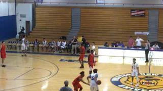Spire Prep emerges victorious in matchup against Vanier College Prep, 104-81