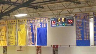 Malden HS wins 60-44 over St. Paul's HS
