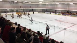 WAUSAU WEST WARRIORS 4 N/H/M ROCKETS  2