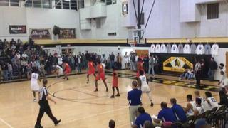 Oak Hill Academy wins 96-60 over Blue Ridge Barons