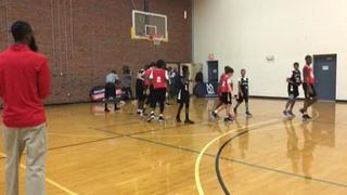 Team Durant victorious over Expressions, 54-35