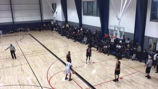 Team Durant Blue emerges victorious in matchup against NY Gauchos, 63-45