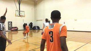 Team Oladipo Takeover defeats UPLAY, 49-38