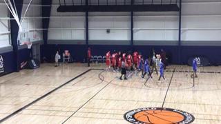 PSA Cardinals defeats Team Durant Black, 51-50