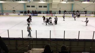 N/H/M ROCKETS  getting it done in win over FOND DU LAC CARDINALS, 4-2