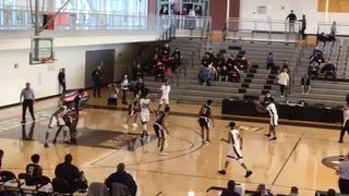Lawrence Woodmere getting it done in win over University Prep, 63-42