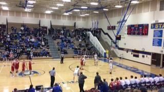 Annandale  wins 69-64 over Cathedral
