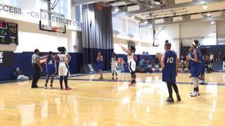 NY Hoopers 71 Fairfax Stars 45