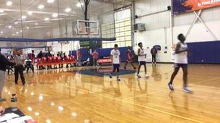 NY Jayhawks victorious over K- Low Elite, 69-66