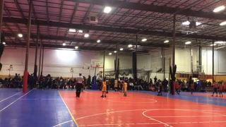 TJ Lakers MD puts down Takeover - Orange MD with the 39-17 victory
