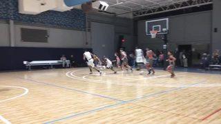 Team Loaded DC wins 73-34 over Runnin Rebels VA