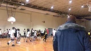 Forestville Falcons MD defeats Hampton Hoyas VA, 44-37