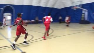 Team Melo triumphant over Virginia Cardinals VA, 39-23