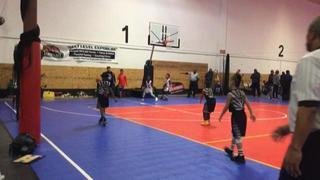 Dream Chasers Academy GA triumphant over The Crew NY, 33-9