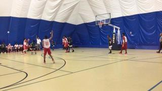 NC Redstorm NC victorious over Lincoln Park NY, 59-46