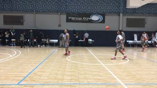 Team Loaded DC emerges victorious in matchup against Lincoln Park NY, 74-45