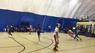 Team Melo wins 66-50 over Jersey City Boys Club NJ