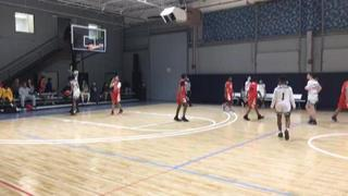 Team Melo - Red MD getting it done in win over Nova Suns, 56-55