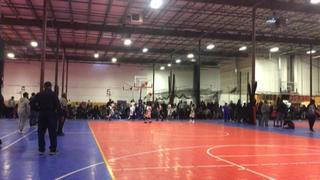Maryland United Ballers MD gets the victory over NY Lightning, 39-26