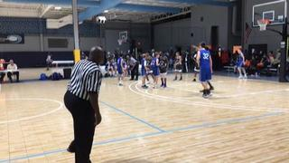 NY Rens NY defeats Westfield Basketball Association NJ, 52-36
