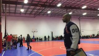 Dream Chasers United VA puts down Gtown Basketball MD with the 43-10 victory