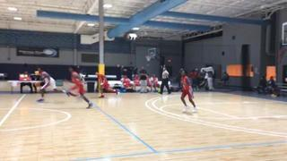 Dream Chasers United VA getting it done in win over Team Melo - Red MD, 52-31