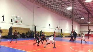NY Lightning gets the victory over R1 Aces MD, 46-34