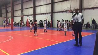 YW Ballers NJ with a win over Gtown Basketball MD, 51-31