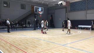 Team Loaded DC getting it done in win over 6th Man Warriors, 69-38