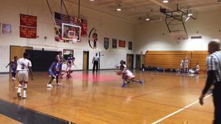 T-Town Baller NJ wins 54-51 over Team Melo - White MD