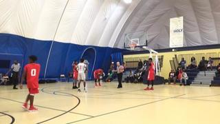 Team Thrill - Black MD puts down NC Redstorm NC with the 55-46 victory