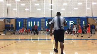 Team Thrill with a win over Washington Supreme , 48-27