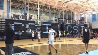 SK Elite (NY) getting it done in win over We R 1 (PA), 77-66