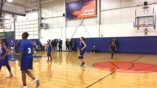 Powermoves triumphant over NY Hoopers, 48-36