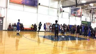 Lady Prime picks up the 77-48 win against NY Hoopers