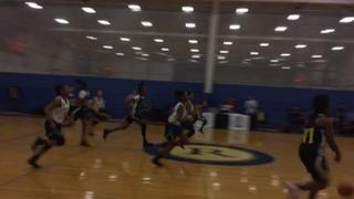 BWSL Norfolk Express puts down Philly Triple Threat with the 63-47 victory