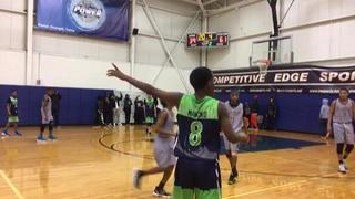 City Elite  defeats Team Durant, 61-39