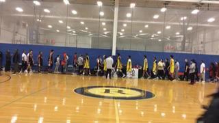 Team Final defeats Team Melo, 48-43