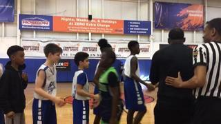 Team U Play Canada emerges victorious in matchup against City Elite, 59-56
