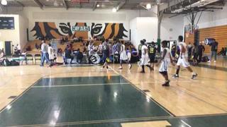 Team Takeover emerges victorious in matchup against Ocean Elite, 65-35