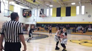 WV Elite 5th Girls - Bordas steps up for 34-16 win over BSA 11U Girls - Menzies