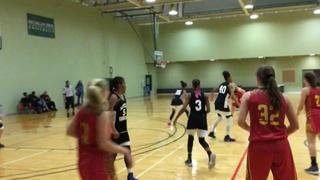 MI Mystics Black defeats Michigan Crossover, 53-38