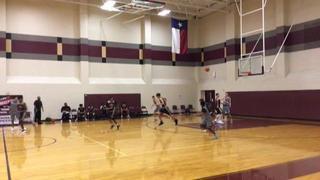 D1 Houston picks up the 62-41 win against Oklahoma Impact - Green