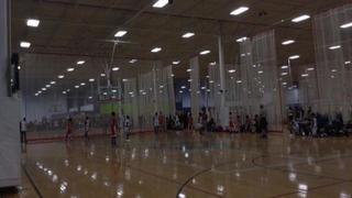 Charlotte Dragons with a win over Atlanta Nets, 63-44