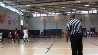 Things end all tied up between Team Takeover Black DMV and Team Melo MD, 2-2