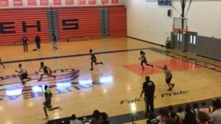 PALMETTO CITY HURRICANES steps up for 64-60 win over THUNDERSTRUCK NF